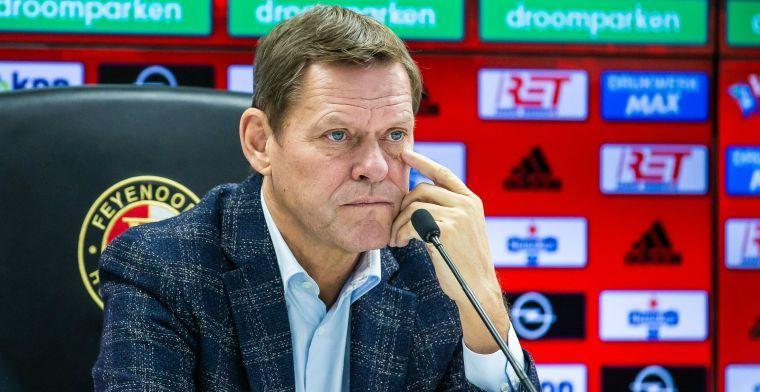 Feyenoord krap bij kas: 'Prima speler, maar de vraag of wij hem kunnen betalen'