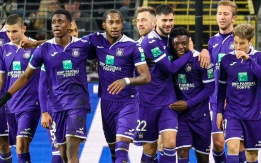 Anderlecht-talent bewierookt: