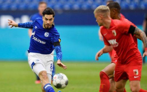 Afbeelding: Afgang voor Schalke en invaller Raman: Augsburg pakt volle buit in Gelsenkirchen