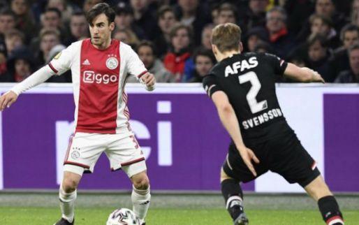 'Ajax en Tagliafico komen transferbedrag overeen: PSG op het vinkentouw'