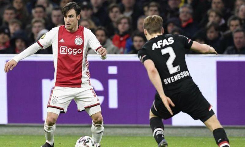 Afbeelding: 'Ajax en Tagliafico komen transferbedrag overeen: PSG op het vinkentouw'