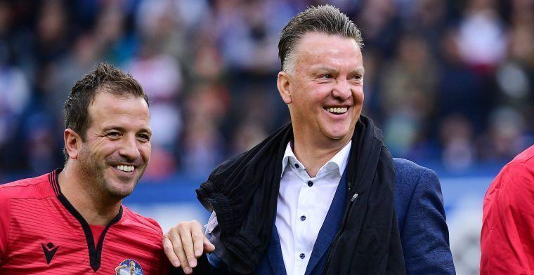 Van Gaal prijst zichzelf de hemel in: Welke coach doet dat?