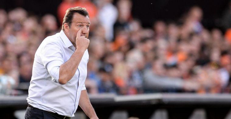 'Geen Mazzu, ook geen ex-bondscoach Wilmots voor Standard'