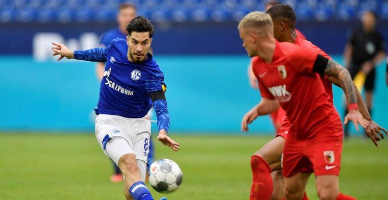 Afgang voor Schalke 04: Augsburg pakt volle buit in Gelsenkirchen