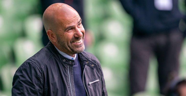 Bosz niet te stoppen met Leverkusen: Ik denk dat we daar heel erg goed in zijn