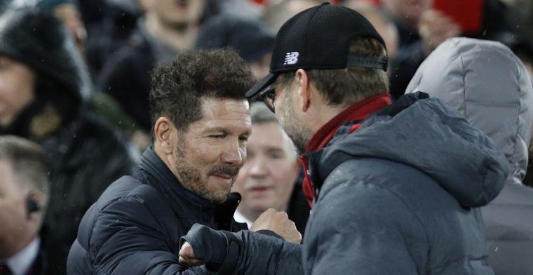 Liverpool - Atlético Madrid heeft desastreuze gevolgen: 41 extra coronadoden