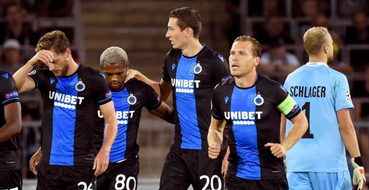 'De Belgische titel is bijna normaal voor Club Brugge, we moeten hoger mikken'