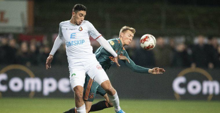Telstar in afwachting van Eredivisie-transfer: 'Wij denken dat het gaat gebeuren'