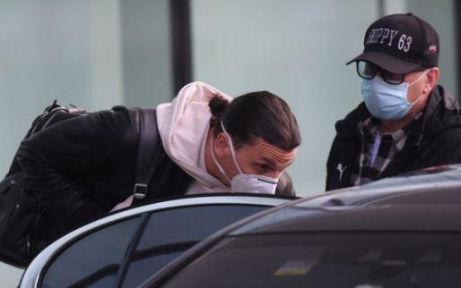 Mogelijk zware blessure Ibrahimovic: vrees voor gescheurde achillespees
