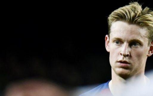 Update: Dursun corrigeert Van Gelder: Barça vraagt De Jong niet om advies