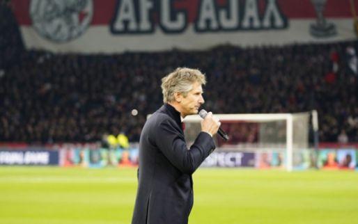 Algemeen Dagblad: Ajax vindt bedrag aan hoge kant, Van der Sar klopt aan