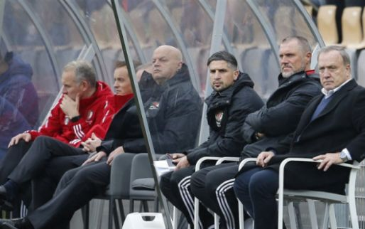 Afbeelding: De Wolf verrast door vertrekker: 'Vind het net als iedereen bij Feyenoord jammer'