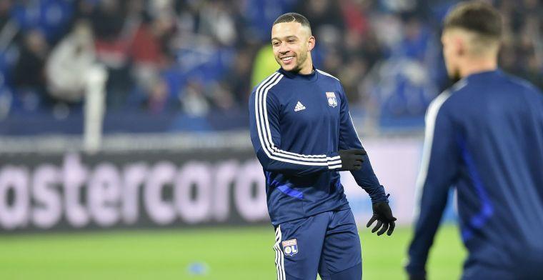 Memphis gaat voor bliksemrentree tegen Juventus: 'Hij wil heel graag'