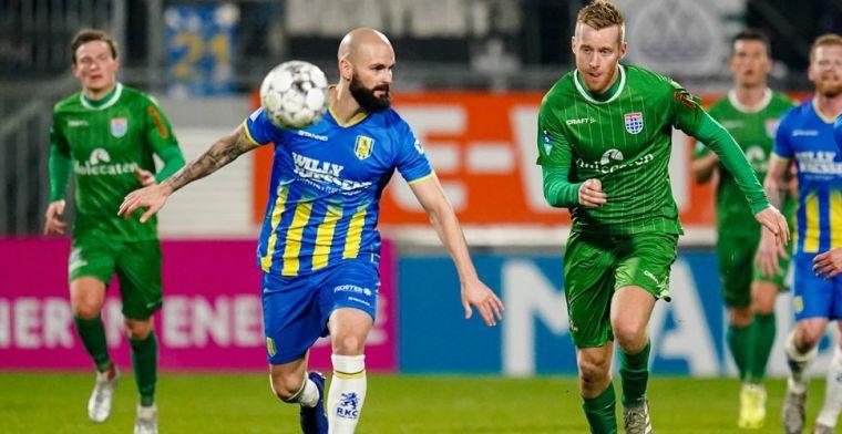 RKC ontsnapt aan degradatie en pakt door: trio verlengt contract in Waalwijk