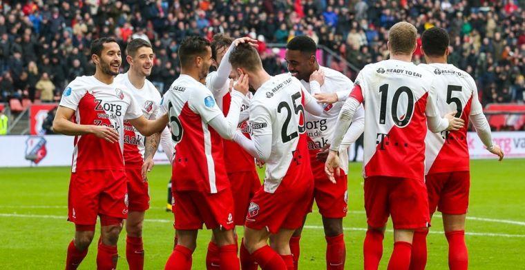 FC Utrecht wil bekerfinale in juli spelen: 'Dat kan eventueel ook op Bonaire'