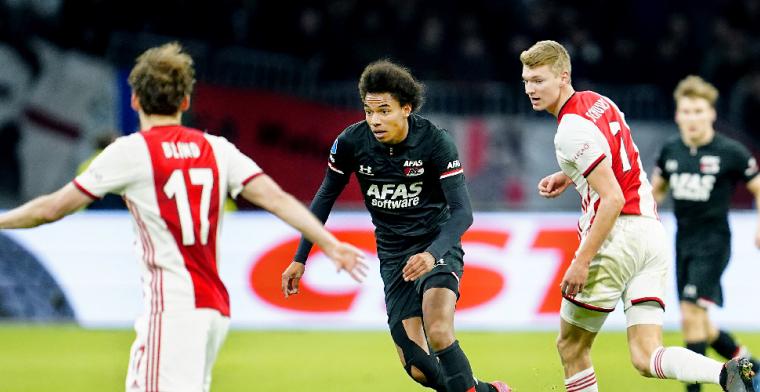 Poging AZ mislukt: KNVB gaat eindstand niet aanpassen