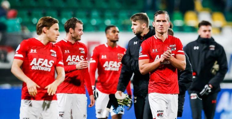 'Wuytens tekent niet bij en verlaat AZ: weg naar Jupiler Pro League ligt open'