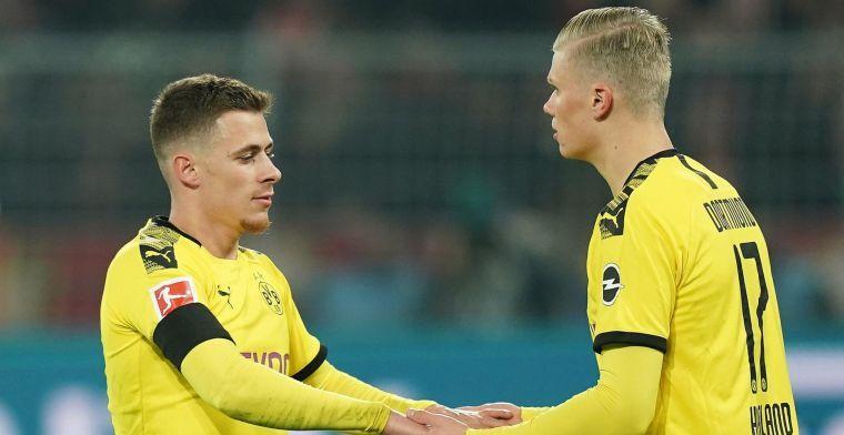 Straffe cijfers bezorgen Hazard plek tussen (boven?) allerbeste Bundesliga-Duivels