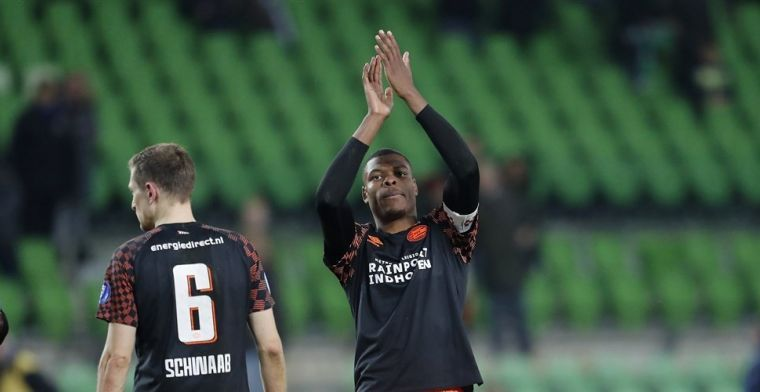 'PSV en Raiola aan zet na 'voorbarige of zelfs onware' transfergeruchten'