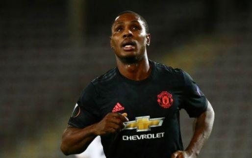 Afbeelding: United hoopt op langer verblijf van Ighalo: 'Hopelijk kan hij dat hier afmaken'