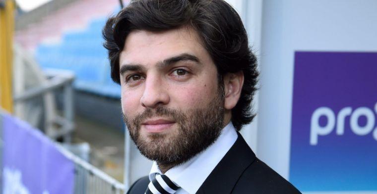 Pro League steunt Bayat na klacht Antwerp: 'Ze hebben zelf voor hem gestemd'