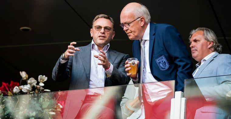 Vitesse in de rechtszaal: 'Ajax' aandeelhouders moeten toch ook niet bijspringen?'