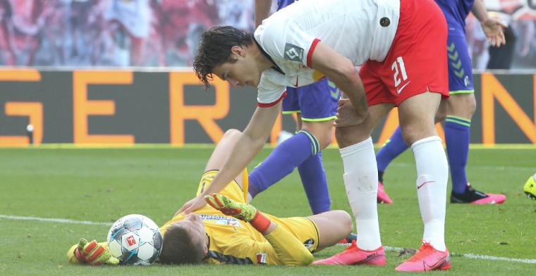 Ajax-doelwit geeft visitekaartje af: 'Acht armen en zeven benen'