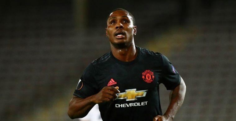 United hoopt op langer verblijf van Ighalo: 'Hopelijk kan hij dat hier afmaken'
