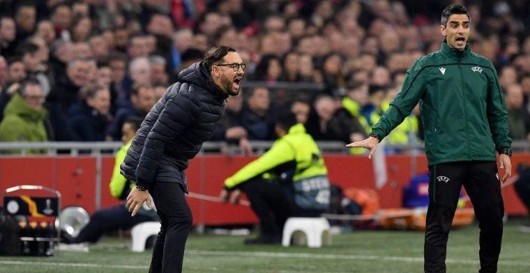 'Ajax was de favoriet, maar we weten dat Inter sterker is dan Ajax'