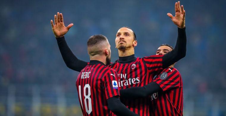 Opgelucht AC Milan heeft Zlatan-update: achillespees nog 'perfect intact'