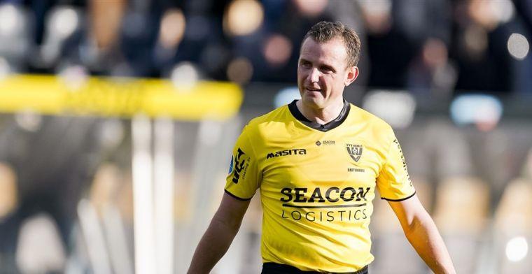 VVV-Venlo neemt afscheid van Cattermole en zes andere spelers