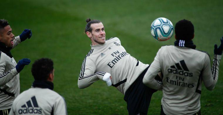 Golfliefhebber Bale bijt van zich af: 'Stephen Curry doet het op wedstrijddagen!'