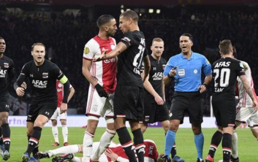 'AZ heeft een gerechtvaardigde claim op het Champions League-ticket van Ajax'