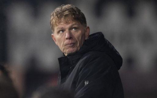 Groenendijk wil op hoogste niveau blijven en bedankt voor 'mooie club' Feyenoord