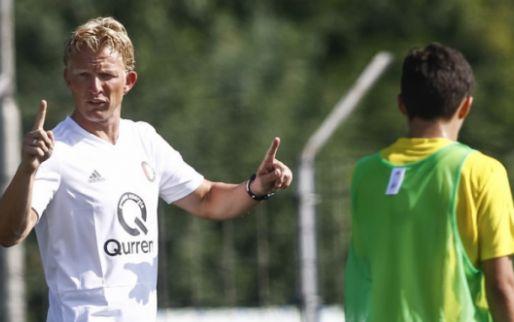 Kamp-Kuyt wil 'niet liegen' over Feyenoord: 'Iemand heeft mond voorbij gepraat'