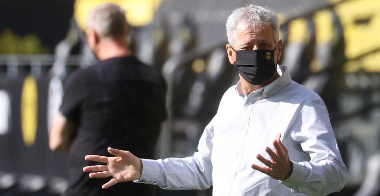 'Vertrek Favre bij Borussia Dortmund mogelijk deze of volgende week'