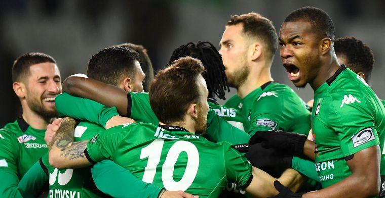 'Club Brugge, Zulte Waregem en Genk denken aan dezelfde verdediger'