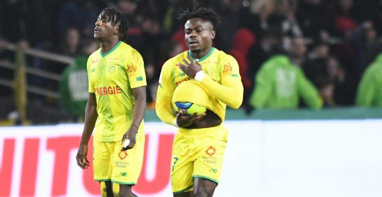 Fans Nantes kiezen voor Simon (ex-KAA Gent) als Speler van het Jaar