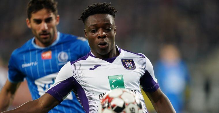 Anderlecht-goudhaantje Doku bewierookt: Dan zal hij Hazard overstijgen