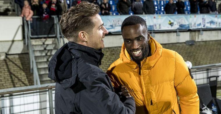 'Breuk bij Willem II: Mathijsen verlengt contract van publiekslieveling niet'