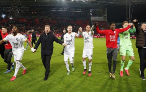 FC Utrecht in contact met Bonaire over finale: