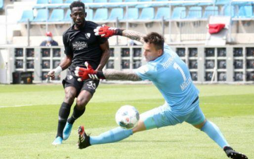 Ajax strijdt met Besiktas en Bundesliga-clubs voor Ganvoula