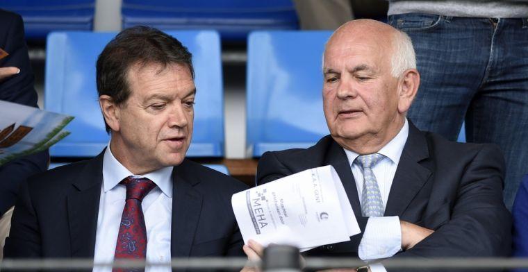 Louwagie wil supporters bij Gent: Ik hoop dat de Veiligheidsraad dat toelaat