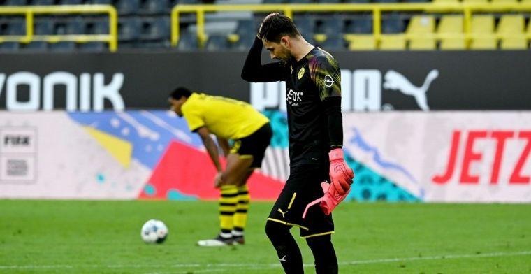 Chelsea laat oog vallen op Dortmund-keeper Bürki