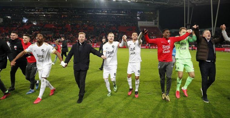 FC Utrecht in contact met Bonaire over finale: Het is heel serieus