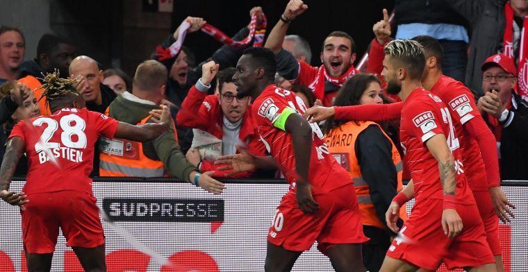 'Politie legt geheime voetbalmatch met verschillende Standard-spelers stil'