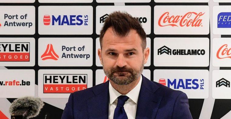 Ivan Leko: Samen willen we grootse dingen verwezenlijken bij Antwerp