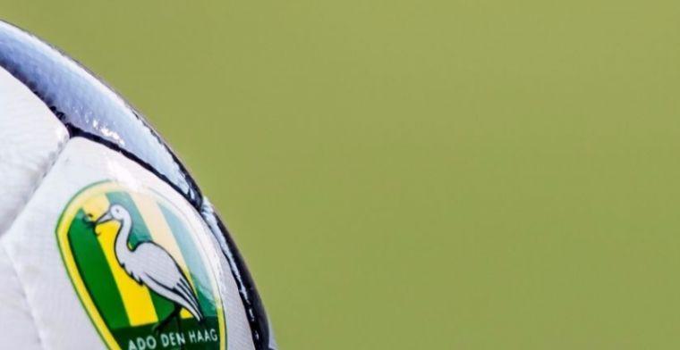 Omroep West: ADO Den Haag is eruit met oude Ajax-bekende De Boer