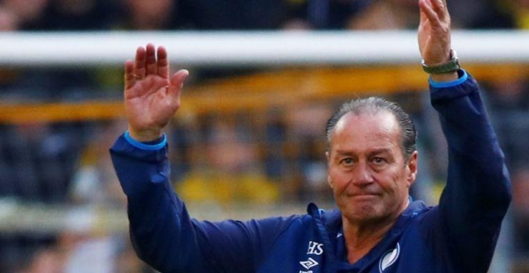 Stevens: 'Rick zou zo mee kunnen bij Ajax, Feyenoord of PSV, dat zegt wel iets'