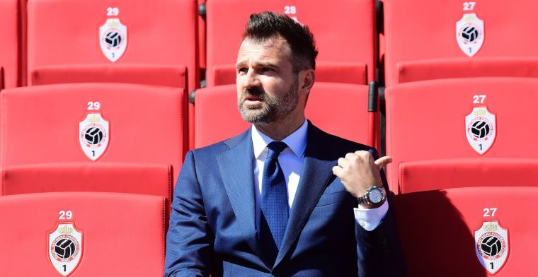Hoe gaat Leko Antwerp laten voetballen? Ik respecteer het karakter van de club